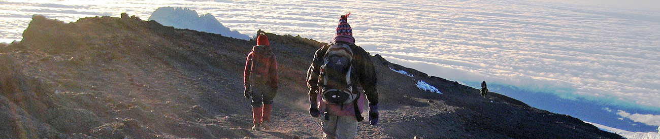 Kilimanjaro Trekking Lemosho - banner