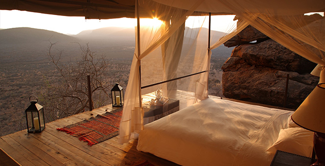 Africa's Most Romantic Escapes