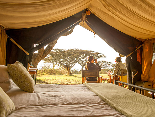 SANCTUARY NGORONGORO CRATER CAMP - gallery 6