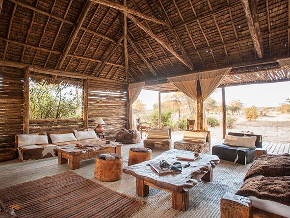 Kuro Tarangire - Lounge