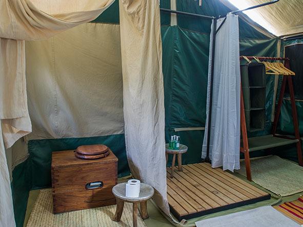 Kuro Tarangire - Bathroom
