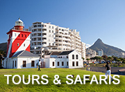 Cape Town tours & safaris