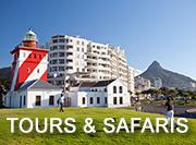 Cape Town tours & safaris