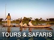 Okavango Delta Tours & Safaris