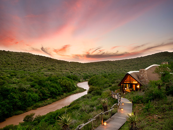 Kwandwe Great Fish River Lodge - gallery 3