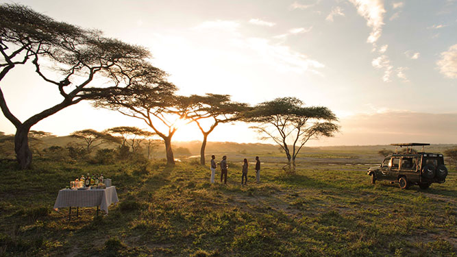 Where to go in March - Southern Serengeti
