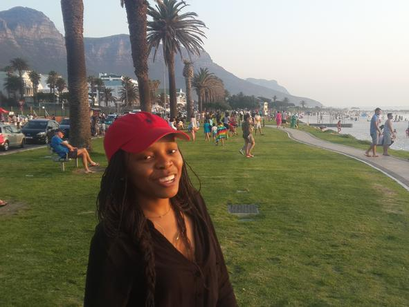 Sine Mkhize - Personal Africa Travel Coordinator