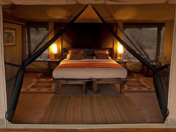 Oliver's Camp - Tent