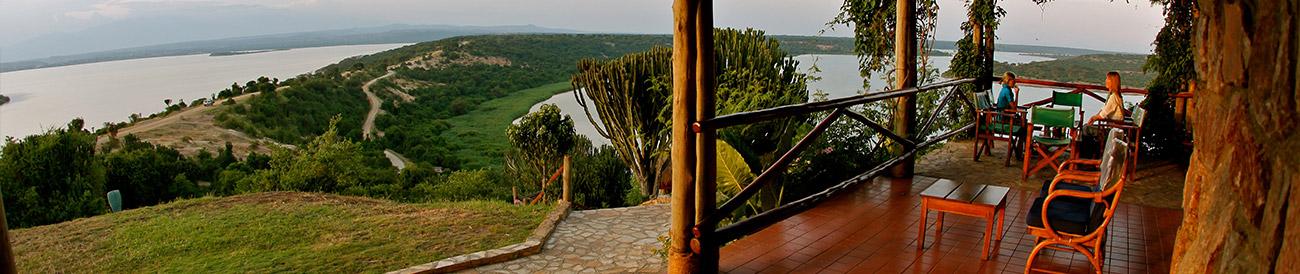 Mweya Safari Lodge - Banner2