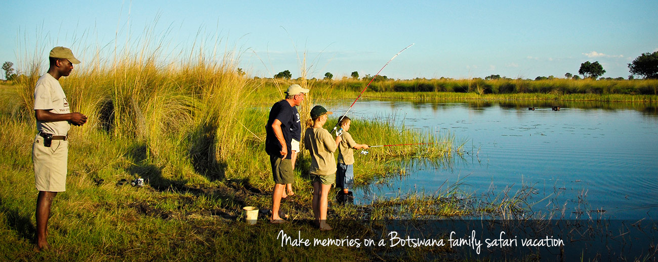 Africa's Best Family Destinations: Safari in Botswana