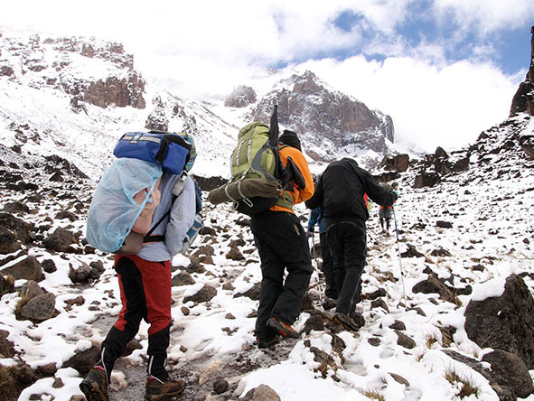 Private Luxury Machame Kilimanjaro Climb - Gallery 2