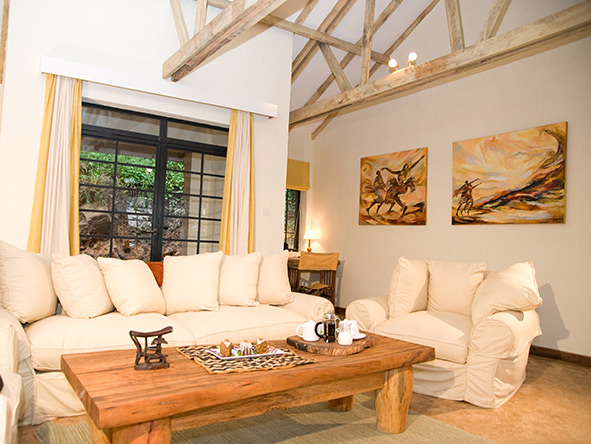 Clouds Mountain Gorilla Lodge - Gallery 6