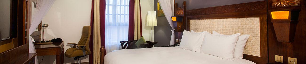 DoubleTree Resort By Hilton Hotel Zanzibar Stone Town - banner 2