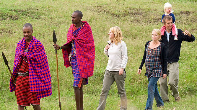 Is it safe to travel to Kenya? Family safari