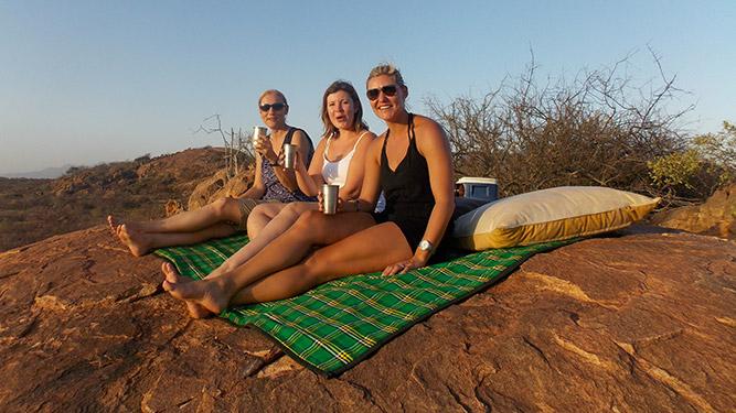 Is it safe to travel to Kenya? Samburu