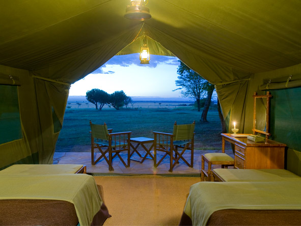 Luxury Glimpse of the Mara - Gallery 2  new