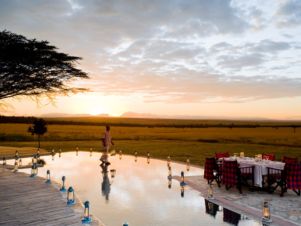Luxury Glimpse of the Mara - Gallery 3  new
