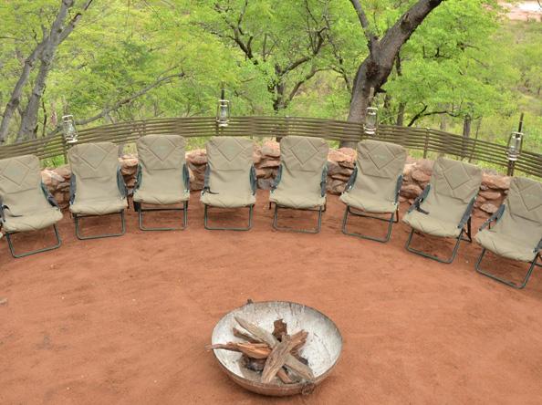 Ghoha Hills Savuti Lodge - Boma
