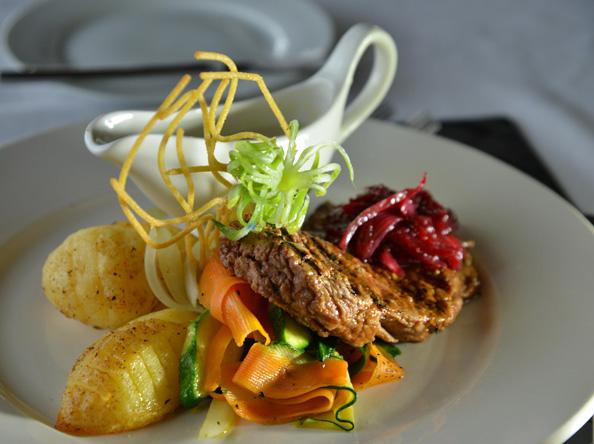 Ghoha Hills Savuti Lodge - Cuisine
