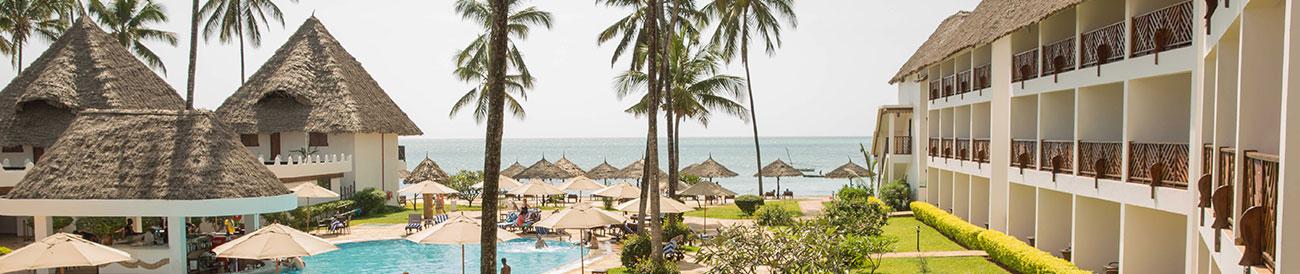 DoubleTree Resort by Hilton Hotel Zanzibar-Nungwi - Banner3