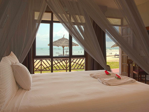 DoubleTree Resort by Hilton Hotel Zanzibar-Nungwi - Sea View
