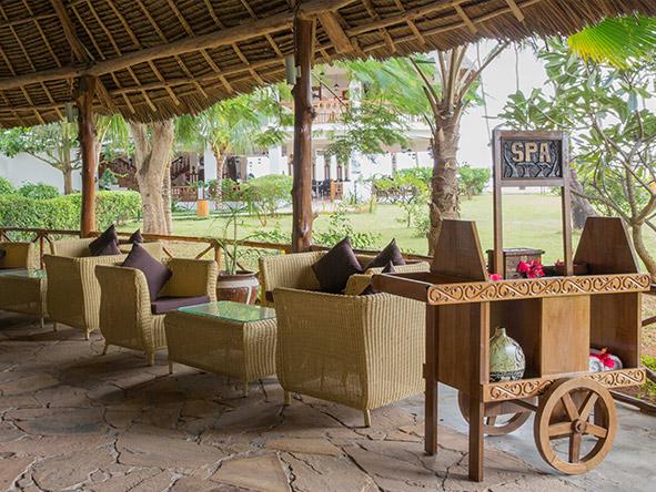 DoubleTree Resort by Hilton Hotel Zanzibar-Nungwi - Spa