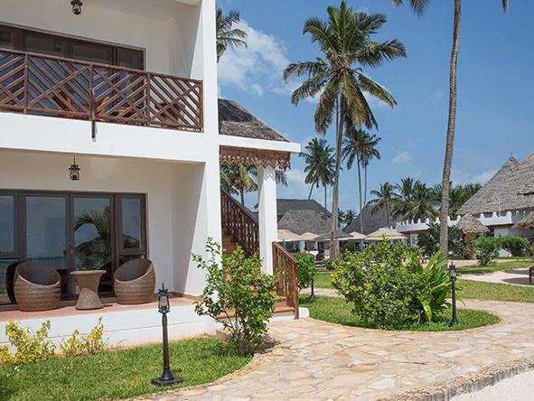 DoubleTree Resort by Hilton Hotel Zanzibar-Nungwi - Exterior