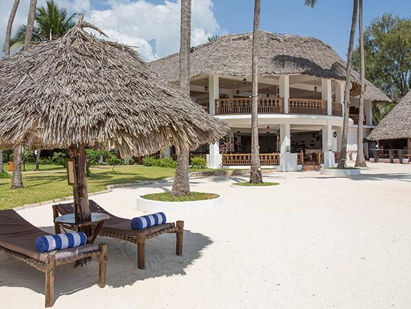 DoubleTree Resort by Hilton Hotel Zanzibar-Nungwi - Beach