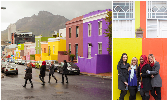 Rainy Days in Cape Town - Cape Fusion boKaap