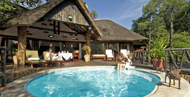 Africa's Top 5 Safari Villas - Sanctuary Chuma House