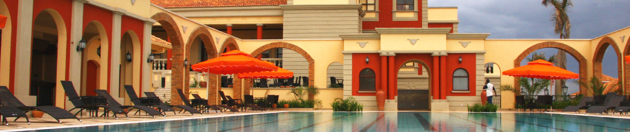 Lake Victoria Serena Resort - banner