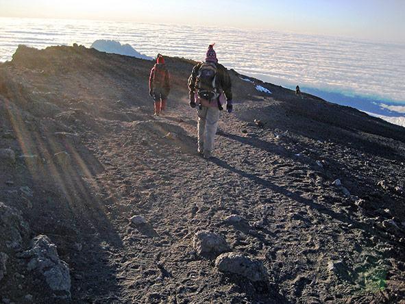 Adventurer Kilimanjaro Lemosho Crater via Stella Climb - gallery 3