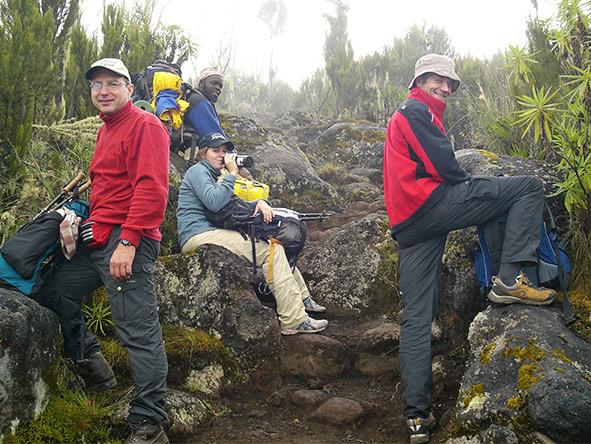 Adventurer Kilimanjaro Lemosho Crater via Stella Climb - gallery 4