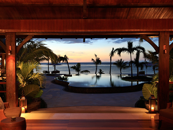 Spectacular Safari & Beach Escape - Lux Le Morne sunset