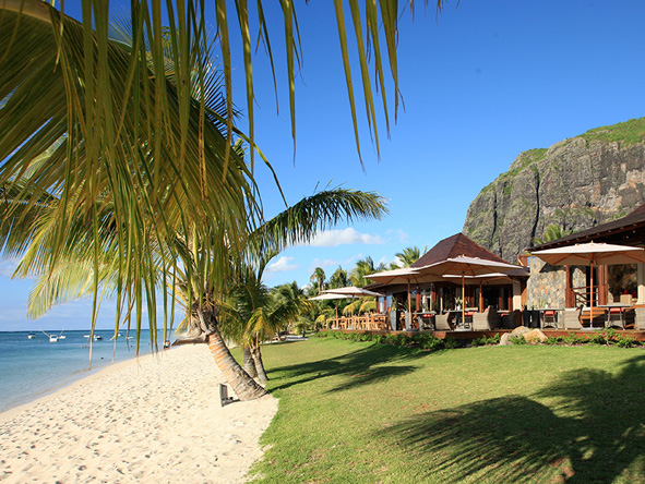 Spectacular Safari & Beach Escape - Lux Le Morne Room