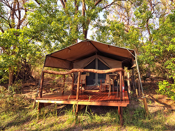 Khwai Tented Camp - gallery 9