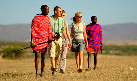Kenya Safaris - African Safari Packages