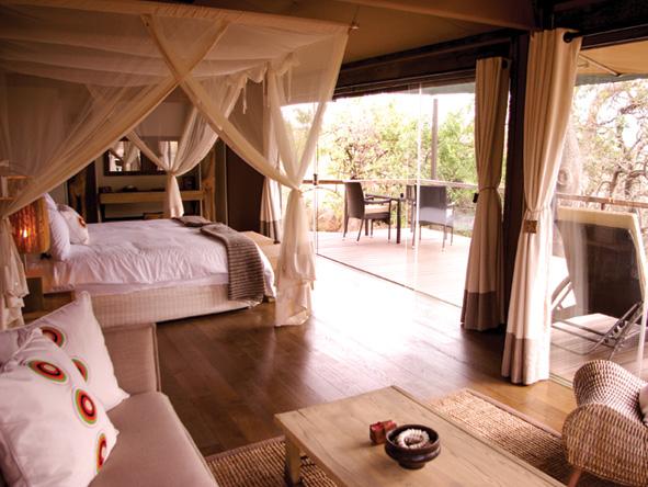 Luxury suite, Lemala Kuria Hills
