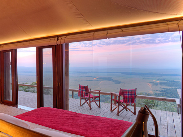 Angama Mara, Luxury Suite
