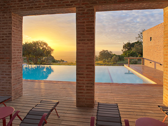 Angama Mara, Swimming Pool