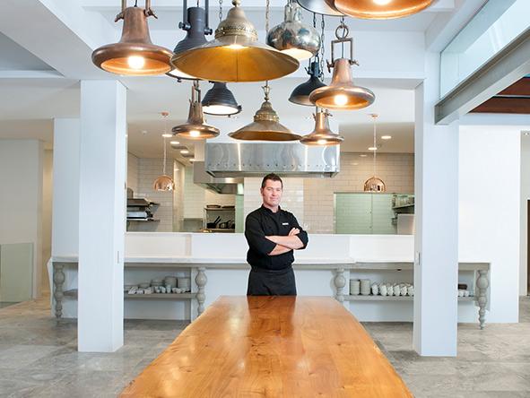 Oude Werf, restaurant chef