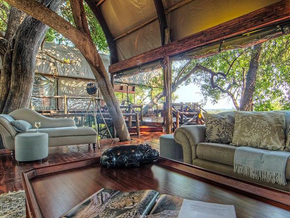Shinde Camp, Botswana, Okavango