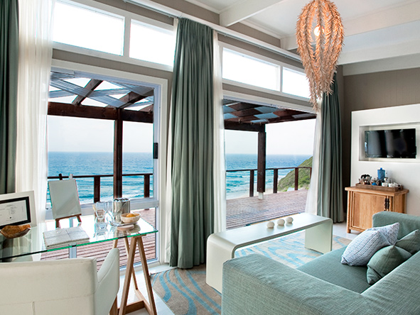 White Pearl Resort, luxury suite