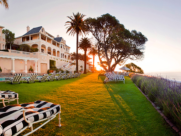 Ellerman House, luxury boutique hotel