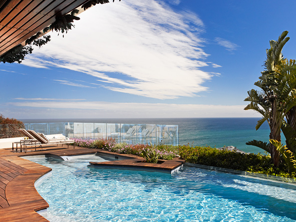 Ellerman House, pool