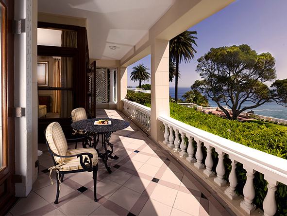 Ellerman House, private suite