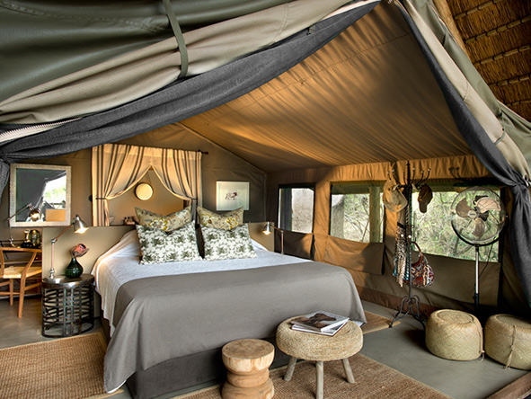 Tanda tula - luxury tented suites