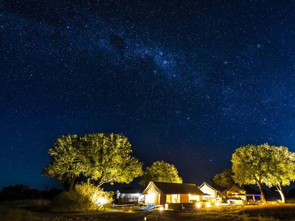 Linkwasha Camp - Hwange National Park