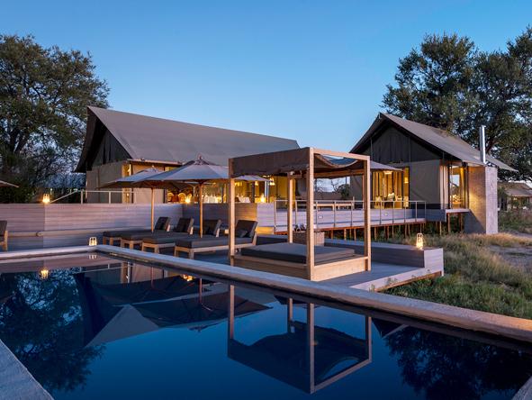 Linkwasha Camp - pool