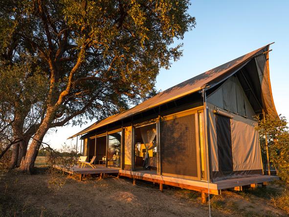 Linkwasha Camp - eco friendly camp